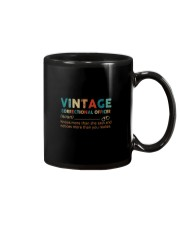 Vintage Correctional Officer Mug thumbnail