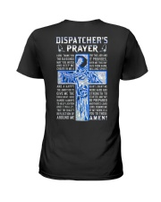 Dispatcher's Prayer Ladies T-Shirt tile