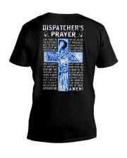 Dispatcher's Prayer V-Neck T-Shirt tile