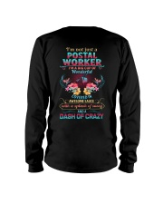 Postal Workers are wonderful sassy crazy Long Sleeve Tee tile