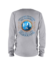 Childcare Providers:sunshine mixed with hurricane Long Sleeve Tee thumbnail