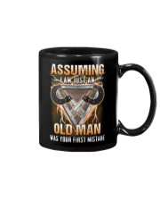 Assuming I'm just a Machinist is a mistake Mug thumbnail