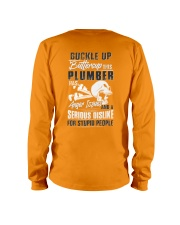 Plumber: Serious dislike for Stupidity Long Sleeve Tee thumbnail