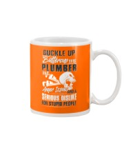 Plumber: Serious dislike for Stupidity Mug thumbnail