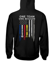 One Team One Mission Tow Truck Operator Hooded Sweatshirt thumbnail