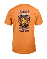 Mechanic has a twisted mind Premium Fit Mens Tee thumbnail