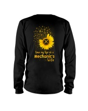 Love my life as a Mechanic's wife Long Sleeve Tee thumbnail