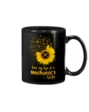 Love my life as a Mechanic's wife Mug thumbnail