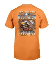 This Old man Show you How to be Carpenter Premium Fit Mens Tee thumbnail