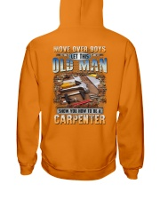 This Old man Show you How to be Carpenter Hooded Sweatshirt thumbnail