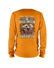 This Old man Show you How to be Carpenter Long Sleeve Tee thumbnail