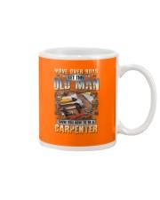 This Old man Show you How to be Carpenter Mug thumbnail
