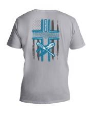 Electrician's Prayer V-Neck T-Shirt thumbnail