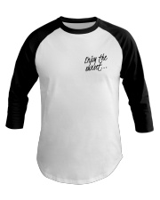 Enjoy The Sunset Baseball Tee thumbnail