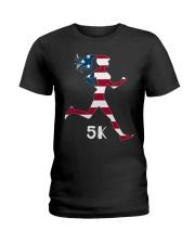 5K Ladies T-Shirt front