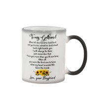 Famlily To My Girlfriend I Will Always Be There Color Changing Mug thumbnail