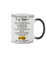 Famlily To My Boyfriend I Will Always Be There Color Changing Mug thumbnail