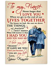 Family To My Fiance Lives Together 11x17 Poster front