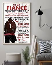 Family To My Fiance When We Get To The End 11x17 Poster lifestyle-poster-1
