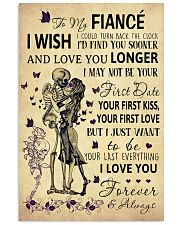 Skull To My Fiance Could Turn Back The Clock 11x17 Poster front