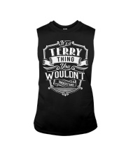Terry Terry Sleeveless Tee thumbnail