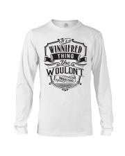It's A Name Shirts - Winnifred  Long Sleeve Tee thumbnail