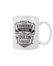 It's A Name Shirts - Winnifred  Mug thumbnail