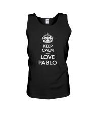 Pablo Pablo Unisex Tank thumbnail