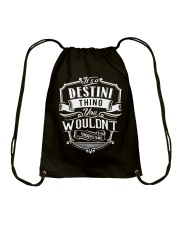 It's A Name - Destini Drawstring Bag thumbnail
