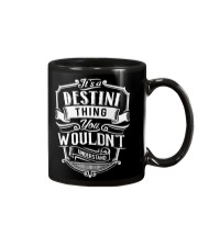 It's A Name - Destini Mug thumbnail