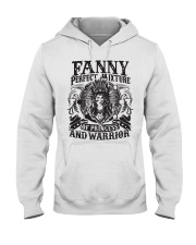 Perfect Mixture - Fanny Hooded Sweatshirt front
