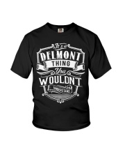 It's A Name - Delmont Youth T-Shirt thumbnail