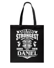 Daniel Daniel Tote Bag thumbnail