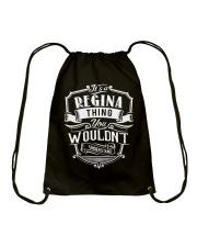 It's A Name - Regina Drawstring Bag thumbnail
