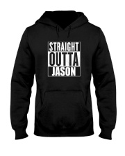 Jason Jason Hooded Sweatshirt front
