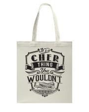 It's A Name Shirts - Cher  Tote Bag thumbnail