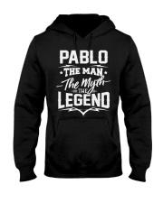 Pablo Pablo Hooded Sweatshirt front
