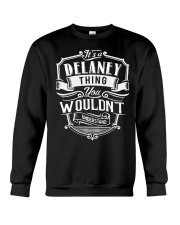 It's A Name - Delaney Crewneck Sweatshirt thumbnail