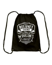 It's A Name - Delaney Drawstring Bag thumbnail