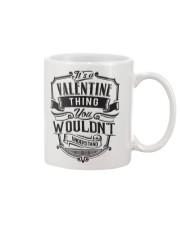 It's A Name Shirts - Valentine  Mug thumbnail