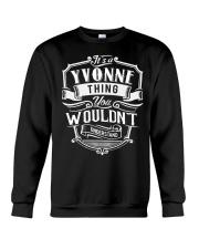Yvonne Yvonne Crewneck Sweatshirt thumbnail