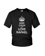 Rafael Rafael Youth T-Shirt thumbnail