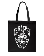 Jose Jose Tote Bag thumbnail