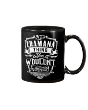 It's A Name - Eramana Mug thumbnail
