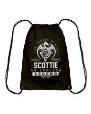Scottie Scottie Drawstring Bag thumbnail