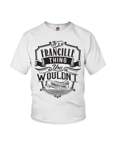 It's A Name Shirts - Francille