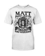 Perfect Mixture - Matt Classic T-Shirt thumbnail