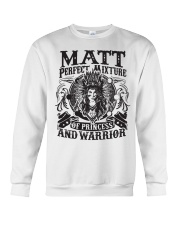 Perfect Mixture - Matt Crewneck Sweatshirt thumbnail