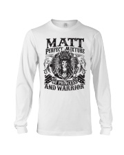 Perfect Mixture - Matt Long Sleeve Tee thumbnail