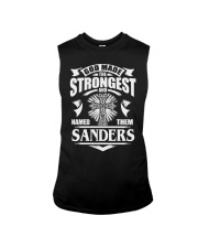 God Made The Strongest - Sanders Sleeveless Tee thumbnail